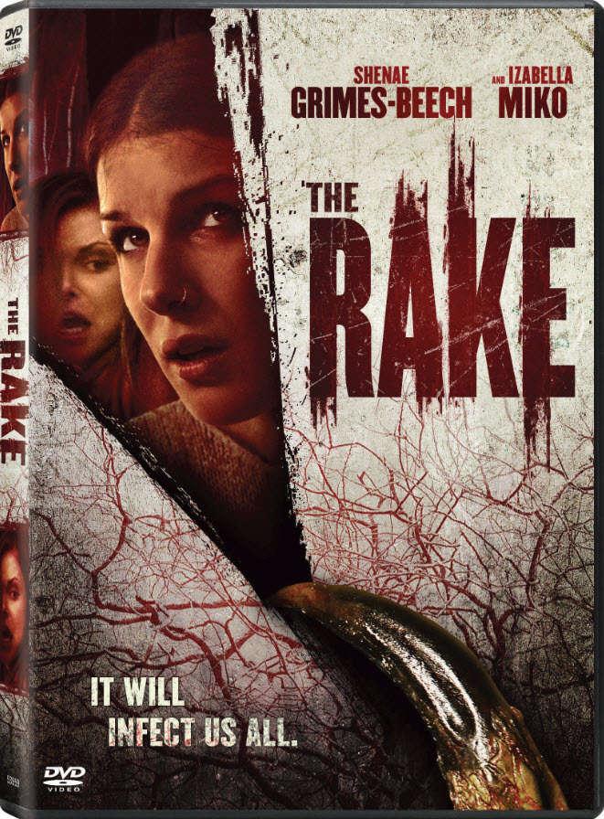 The Rake 2018 DVDRip XviD AC3-EVO