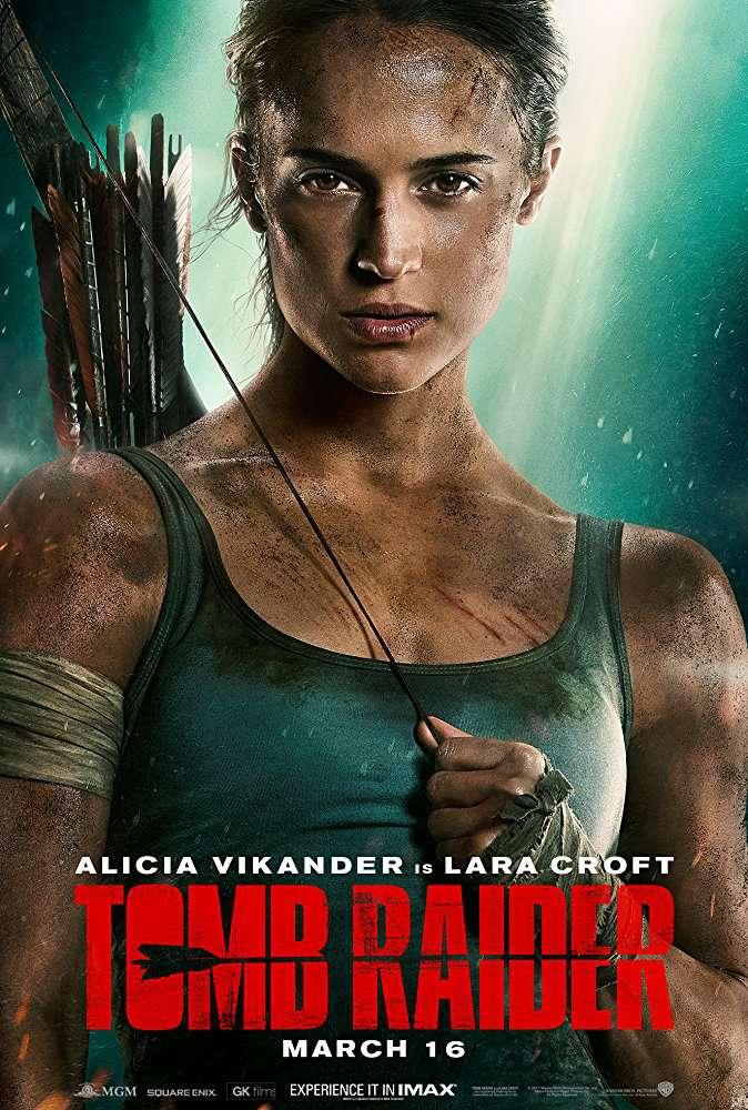 Tomb Raider 2018 HDRip XviD AC3-ANILY1337X