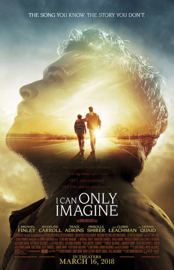I Can Only Imagine 2018 720p BRRip 800 MB - iExTV