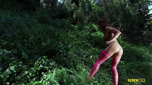 ScrewBox 18 06 02 Adriana Chechik The Nymph XXX