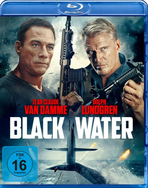 Black Water (2018) 720p Web-DL x264 800MB-DLW