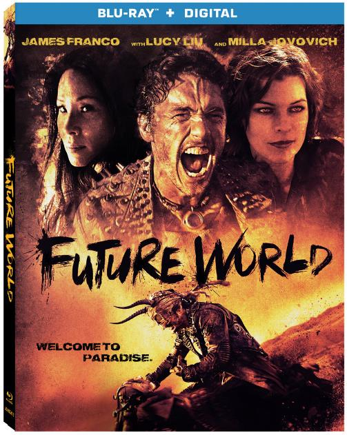 Future World (2018) HDRip XviD AC3 MFH