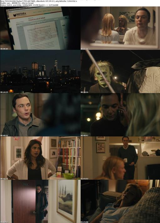 A Kid Like Jake (2018) English HDRip 720p x264 AAC 800MB-MOVCR