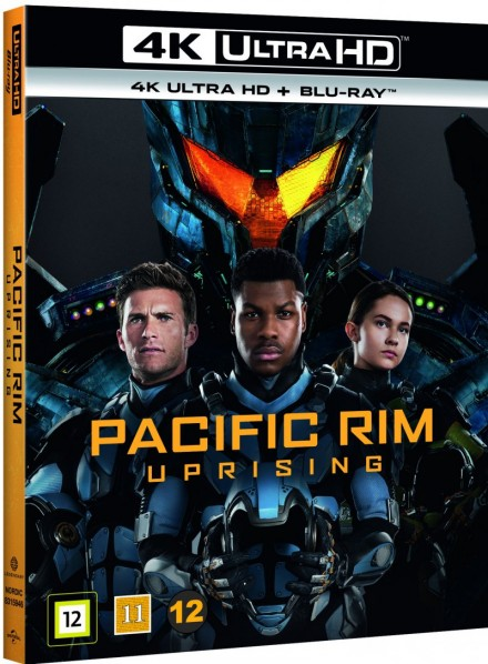 Pacific Rim Uprising (2018) BRRip AC3 X264-CMRG