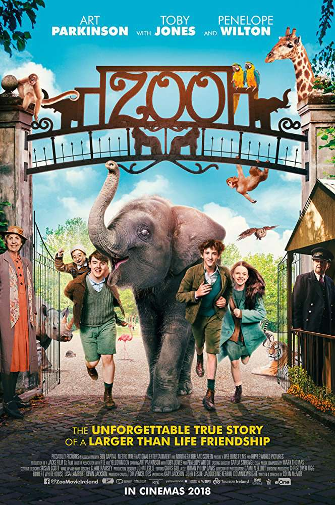 Zoo (2017) 1080p WEB-DL x264 AC3-eSc