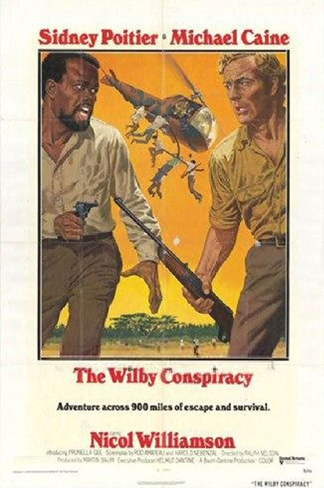 The Wilby Conspiracy 1975 iNTERNAL BDRip x264-LiBRARiANS