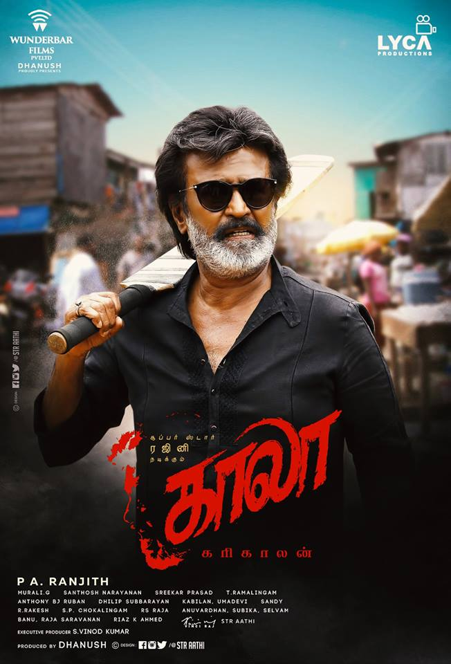 Kaala (2018) 720p Hindi CAM x264 MP3 1.4 GB-MOVCR