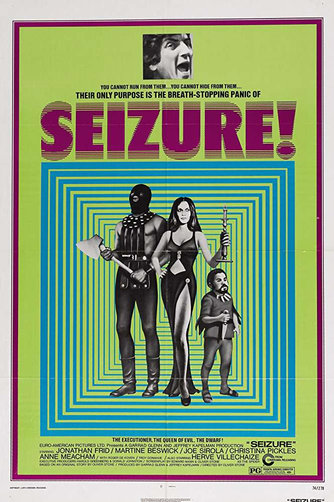Seizure 1974 BRRip XviD MP3-XVID