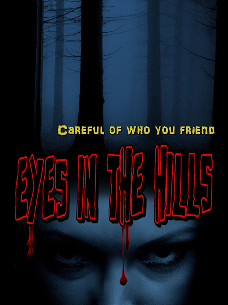 Eyes In The Hills (2018) HDRip XviD AC3-EVO