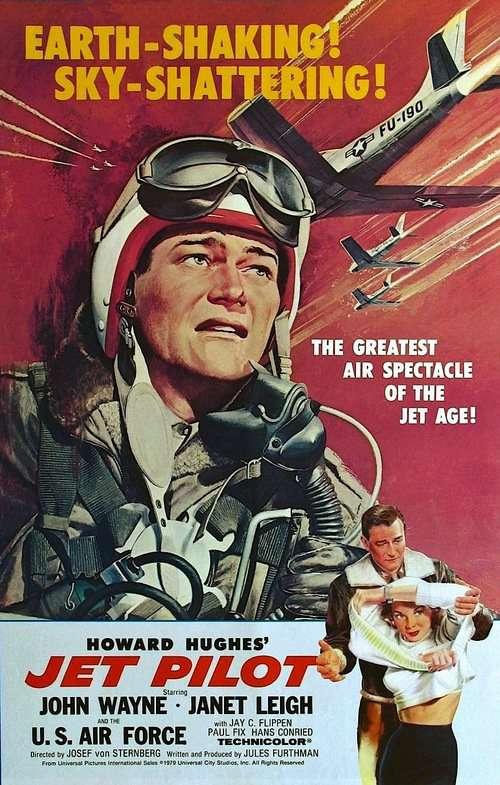 Jet Pilot 1957 720p BluRay x264-JustWatch