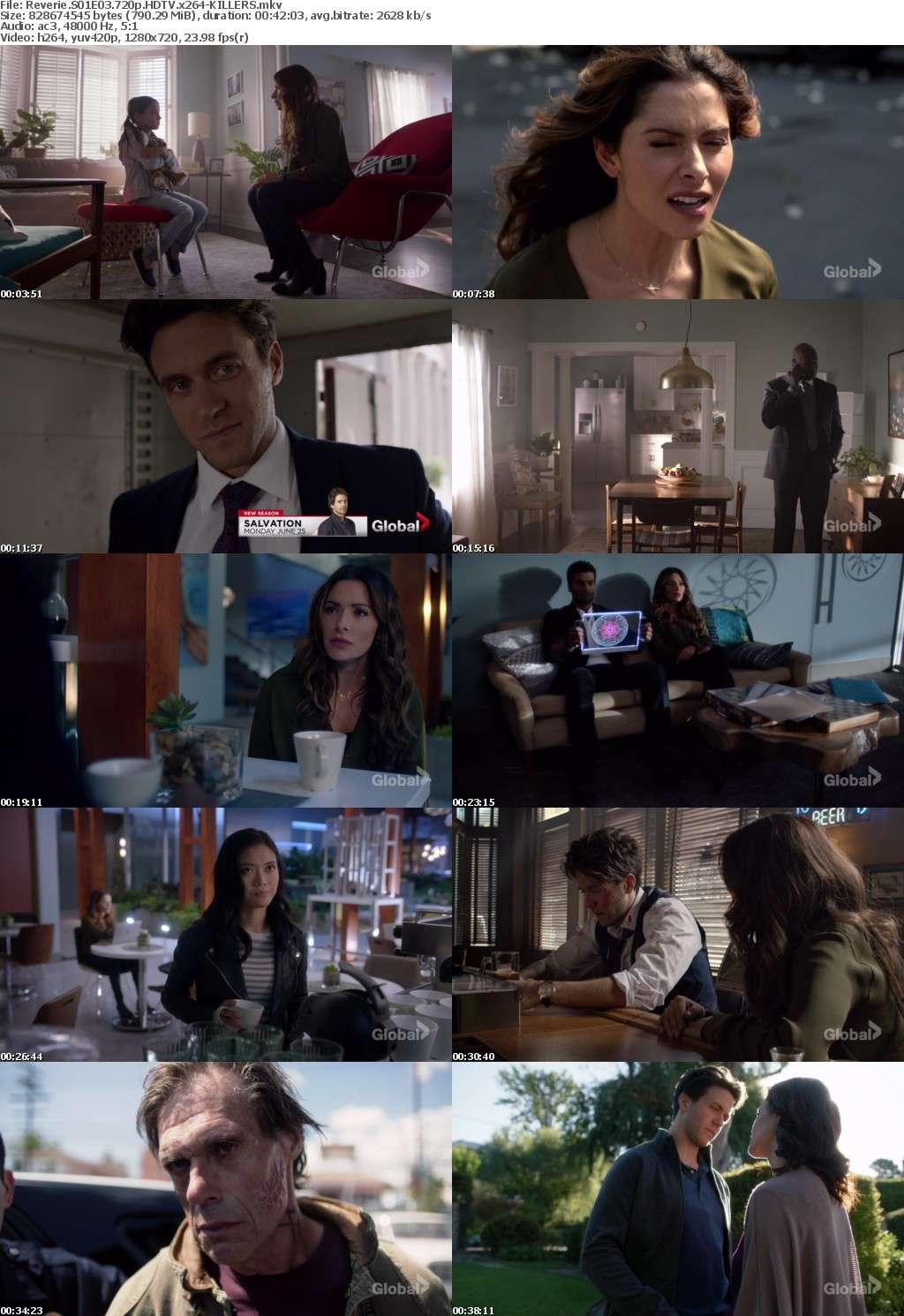Reverie S01E03 720p HDTV x264-KILLERS