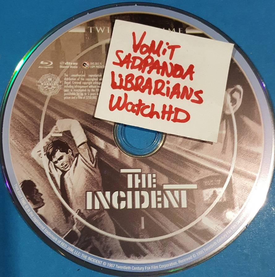 The Incident 1967 720p BluRay x264-SADPANDA