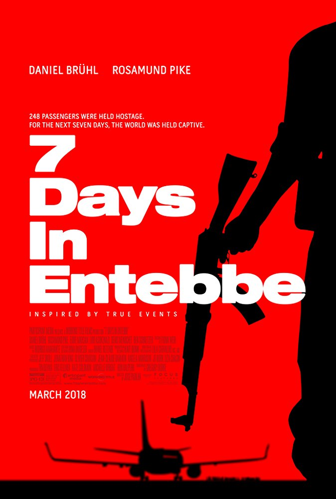 7 Days in Entebbe 2018 HDRip XviD AC3-EVO