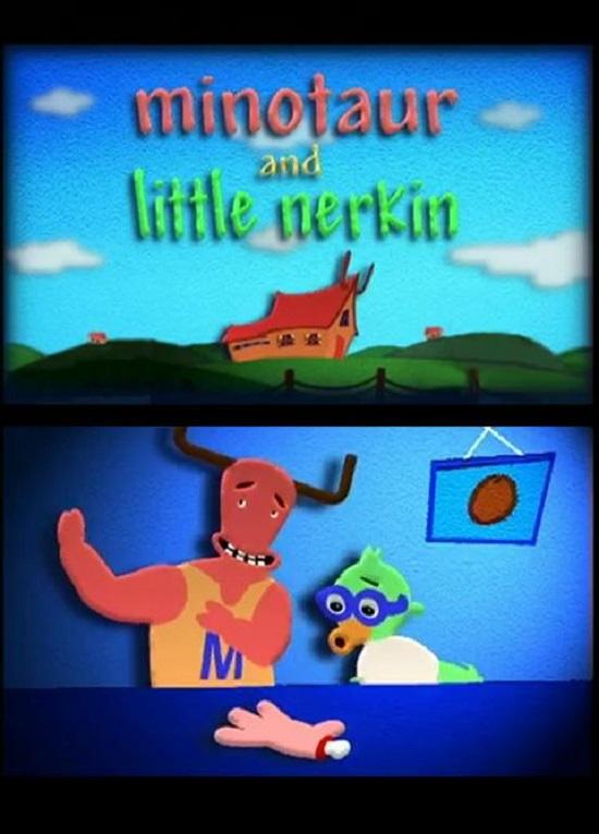 Minotaur and Little Nerkin 1999 DVDRip x264-CHRONiCLER