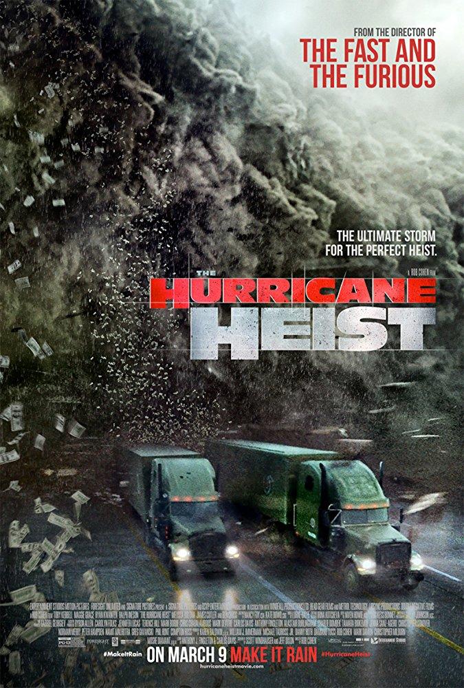 Hurricane Heist 2018 BluRay 1080p HEVC (8bit) AAC 7 1 mp4-LEGi0N