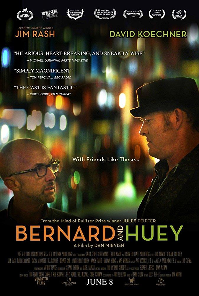 Bernard And Huey 2017 HDRip XviD AC3-EVO