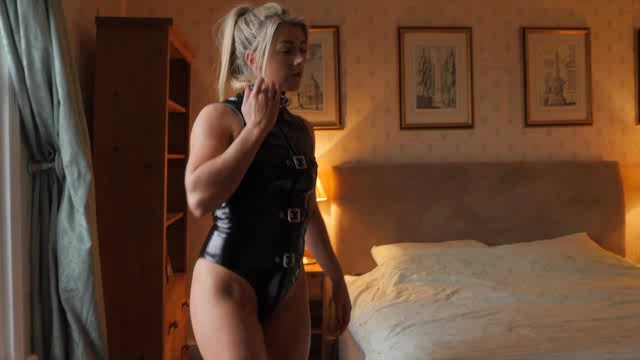 RestrainedElegance 2017 08 01 Behind The Scenes Tillie New Slavegirl Part Two XXX