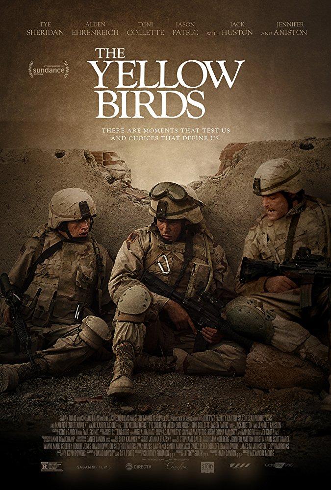The Yellow Birds 2018 1080p WEB-DL DD 5 1 x264 MW