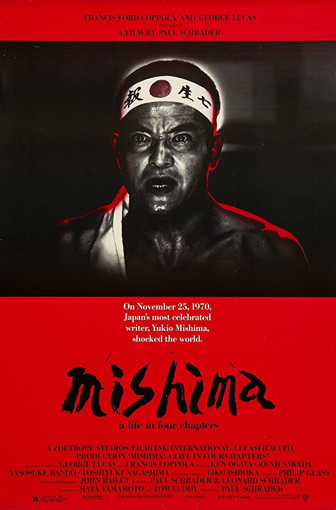 Mishima a Life in Four Chapters 1985 1080p BluRay x264-GHOULS