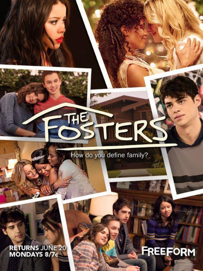 The Fosters S05E20 HDTV x264-F43