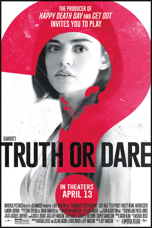Truth or Dare 2018 EXTENDED 1080p WEB-DL H264 AC3-EVO