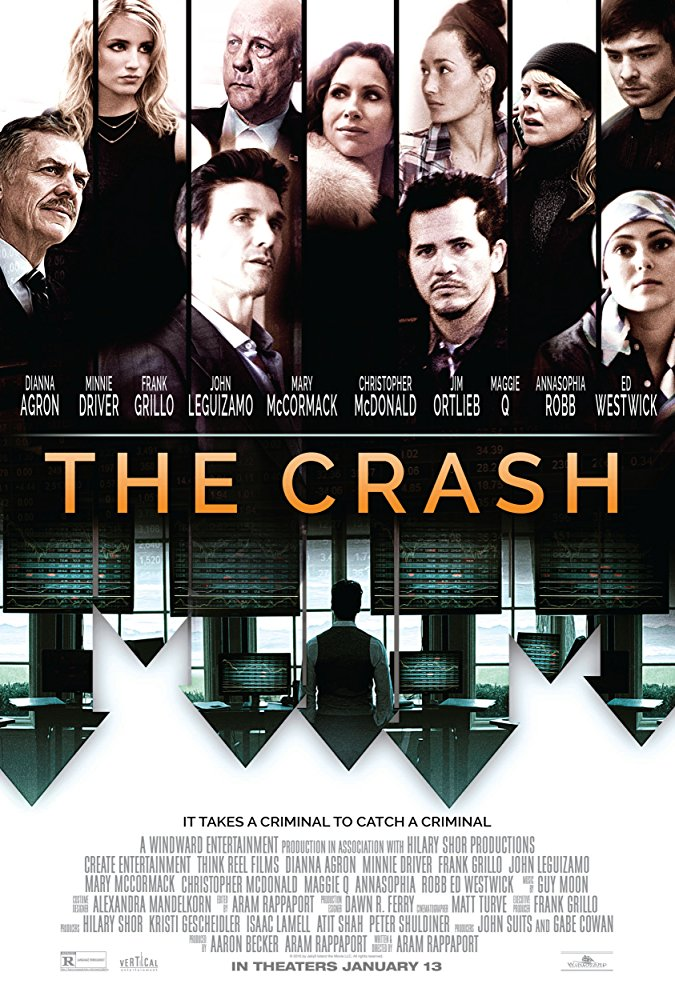 The Crash (2017) 720p BRRip x264 MW
