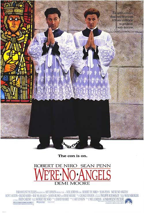 We're No Angels (1955) DVDRip XviD