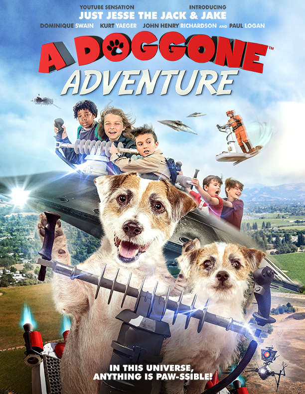 A Doggone Adventure 2018 720p WEB-DL DD5 1 H264-CMRG
