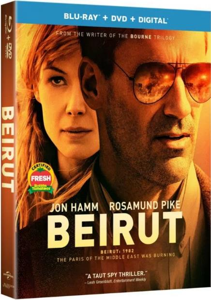 Beirut (2018) 1080p BRRip x264 1.6GB-iExTV