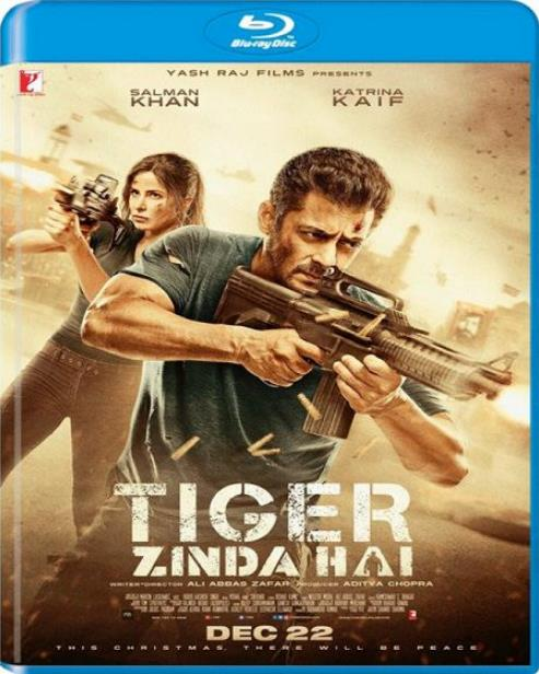 Tiger Zinda Hai (2017) Hindi 720p BluRay x264 AAC-Hon3y