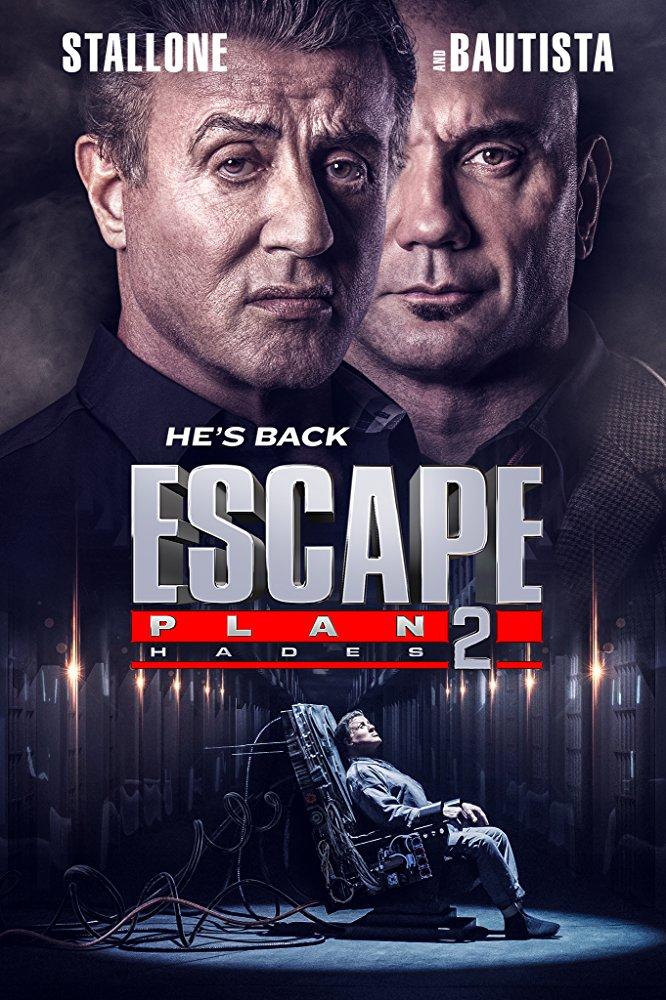 Escape Plan 2 Hades 2018 BluRay 1080p HEVC (8bit) AAC 5 1 mp4-LEGi0N