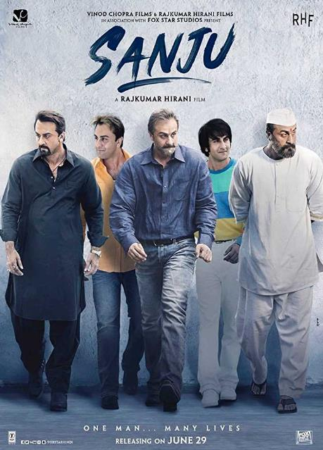 Sanju (2018) Hindi 720p HDRip MSubs-DLW