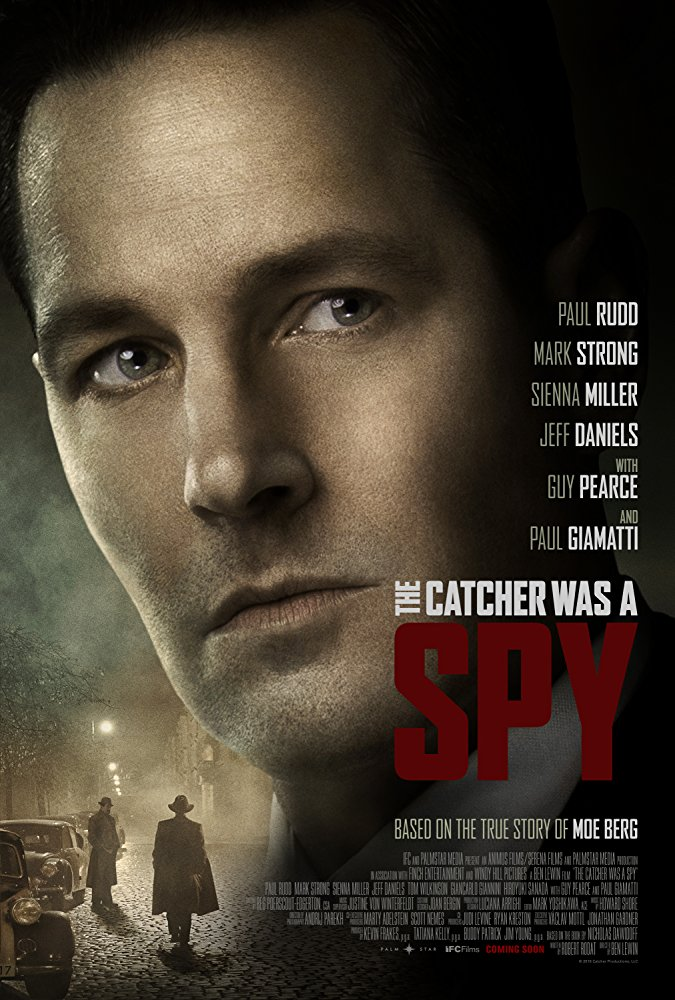 The Catcher Was a Spy 2018 WEB-DL XviD AC3-FGT