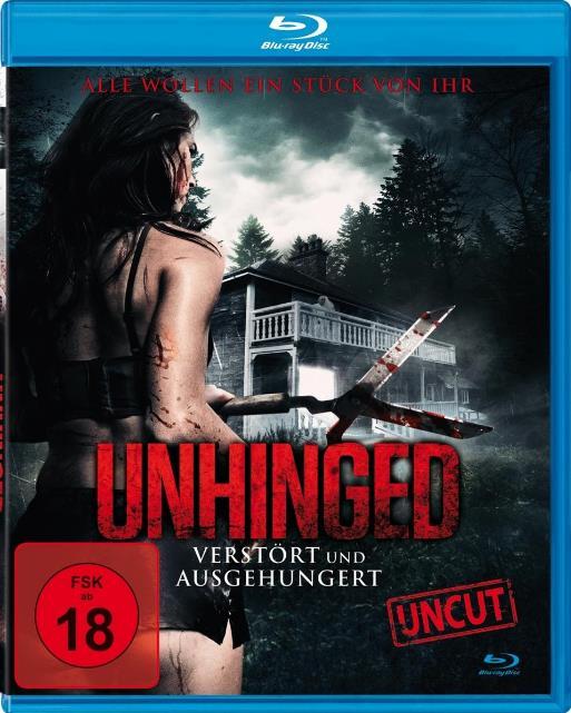Unhinged (2017) BRRip XviD AC3-EVO
