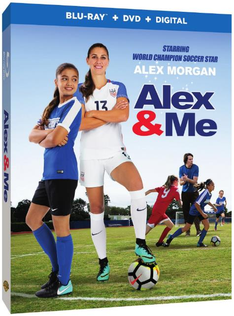 Alex and Me 2018 BRRip AC3 X264-CMRG