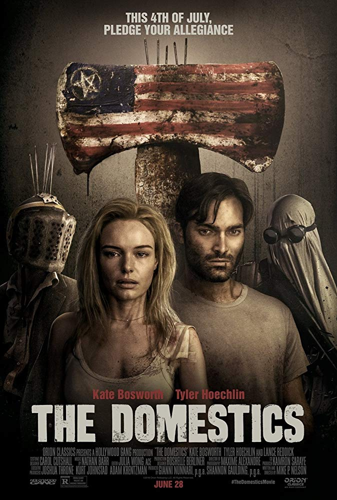 The Domestics 2018 720p WEB-DL X264 AC3-EVO