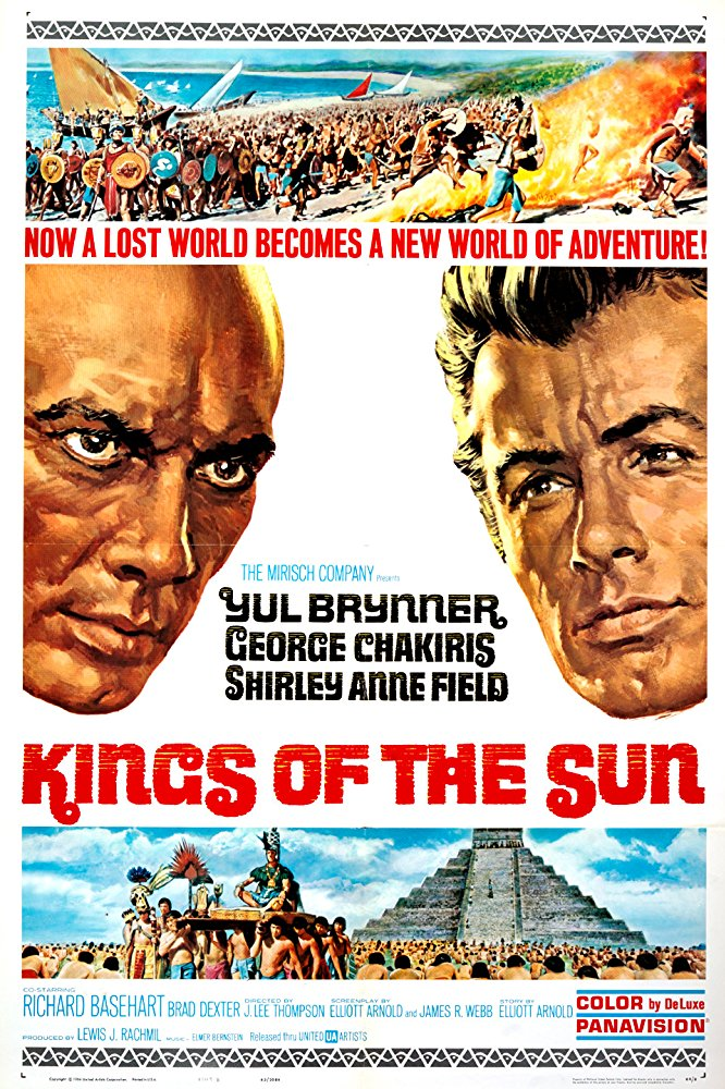 Kings of the Sun 1963 BRRip XviD MP3-XVID