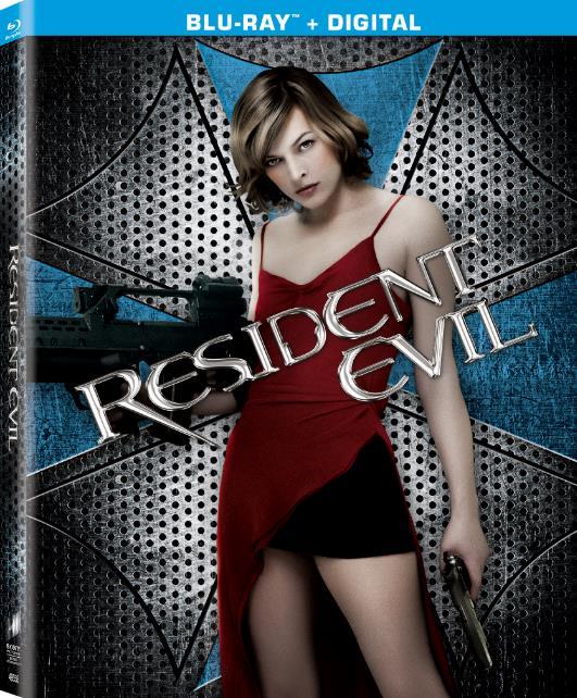 Resident Evil (2002) 1080p BrRip x264-YIFY
