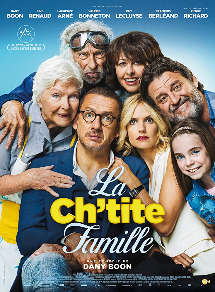 La Chtite Famille 2018 BluRay 1080p HEVC (8bit) AAC 5 1 mp4-LEGi0N