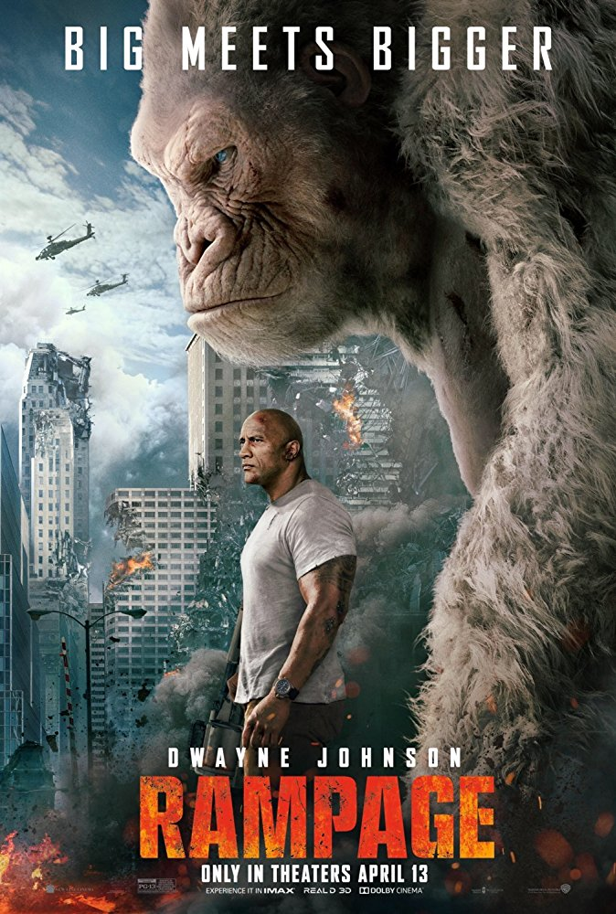 Rampage 2018 720p BRRip XviD AC3-XVID