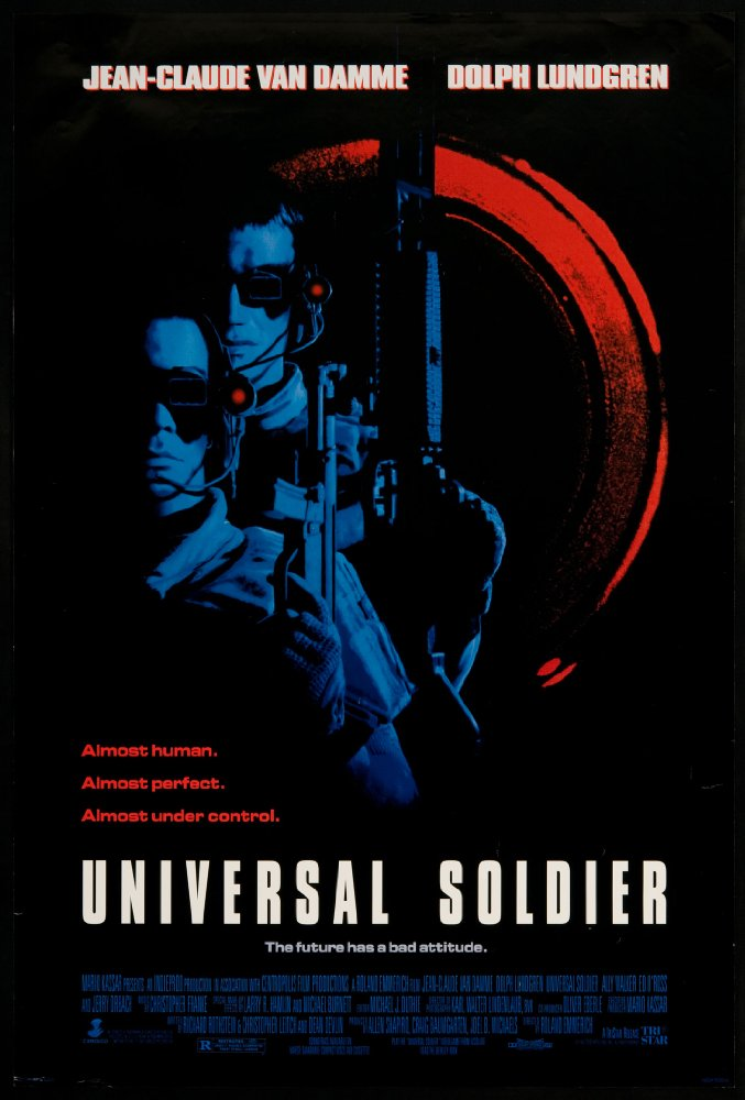 Universal Soldier 1992 HDRIP H264 AC3-5 1-RypS