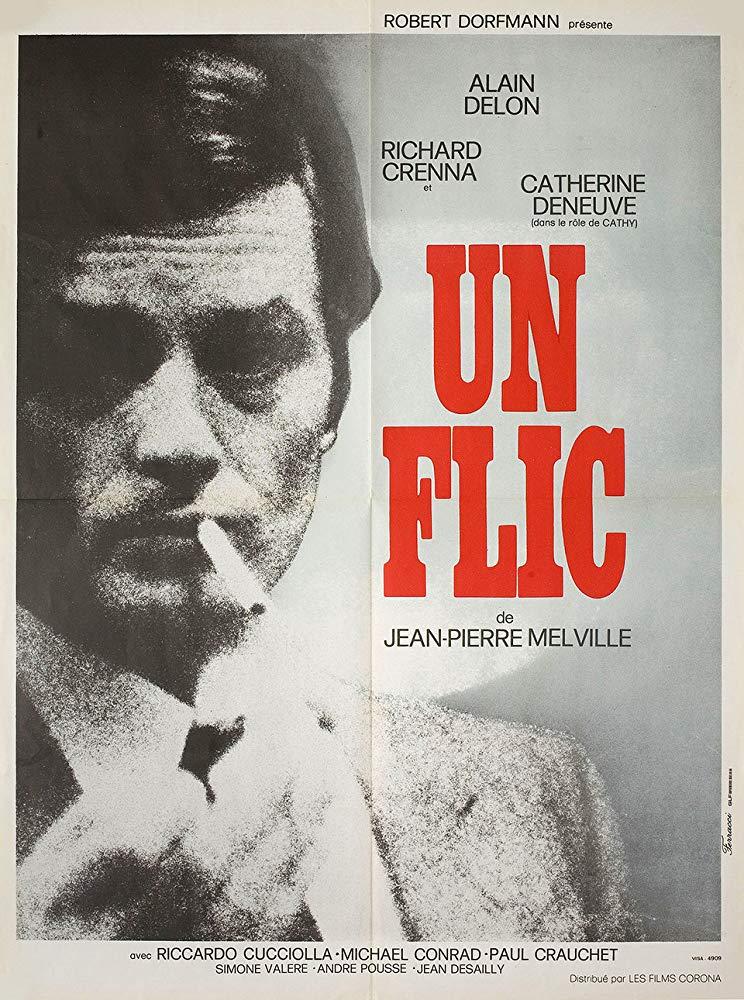 Un Flic (1972)-Alain Delon-1080p-H264-AC 3 (DTS 5 1)-Eng Sub-Remastered nickarad