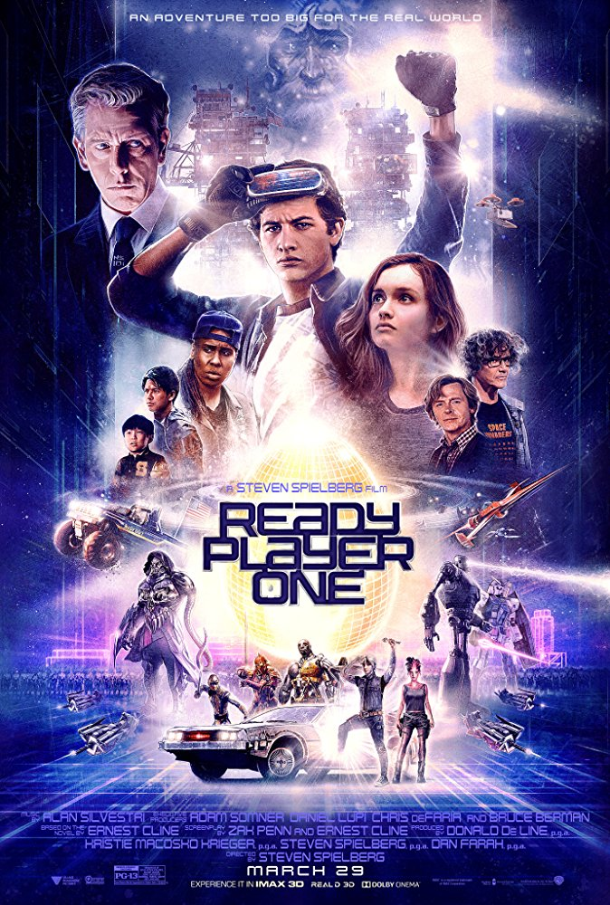 Ready Player One 2018 720p BluRay x264-SPARKS