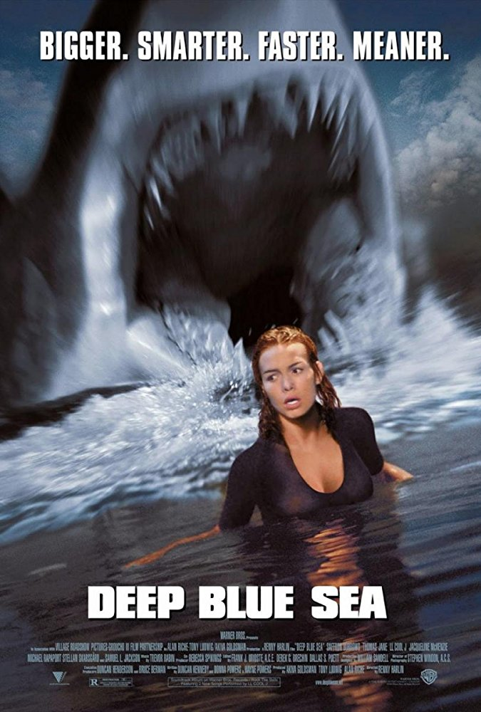 Deep Blue Sea 1999 BRRip XviD MP3-XVID