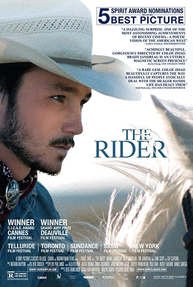 The Rider 2017 HDRip AC3 X264-CMRG[TGx]