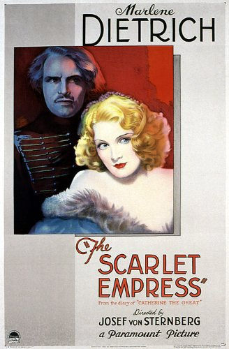 The Scarlet Empress (1934) REMASTERED BDRip x264-DEPTH