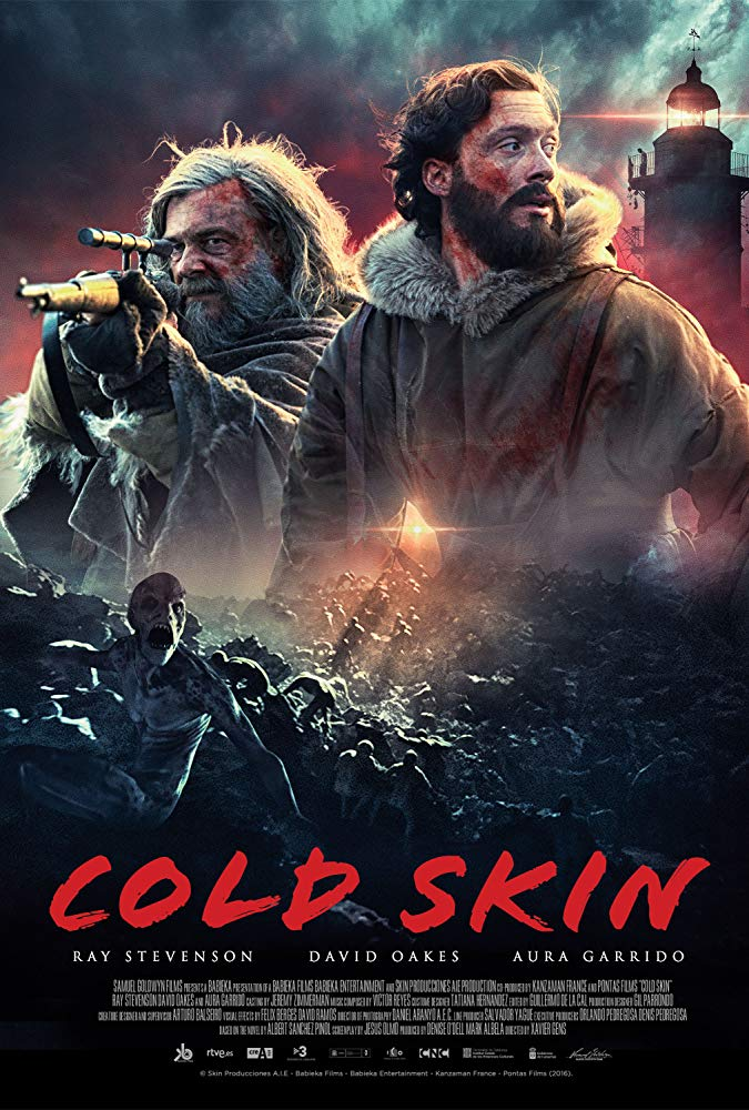 Cold Skin 2017 DVDRip x264-SPOOKS