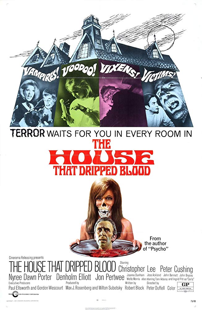 The House That Dripped Blood 1971 720p BluRay x264-SADPANDA