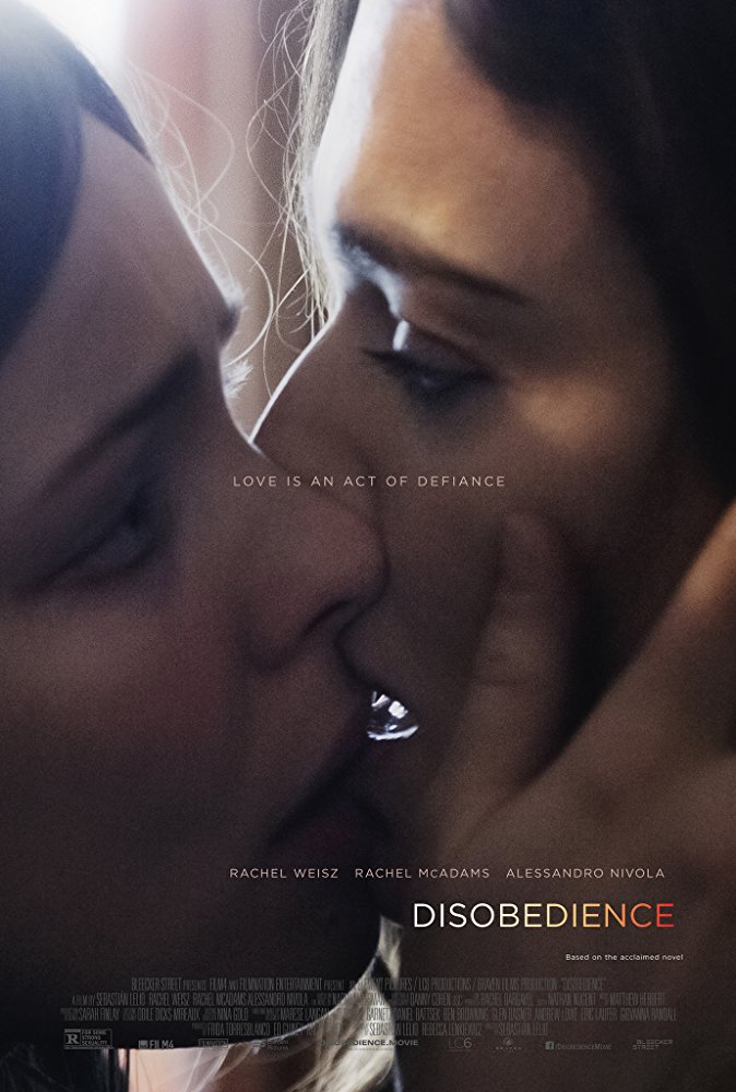 Disobedience 2017 BRRip XviD AC3-iFT