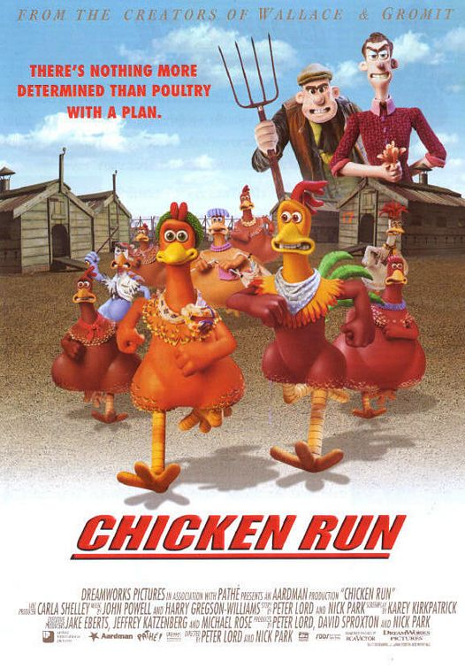 Chicken Run 2000 BRRip XviD MP3-XVID